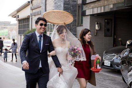 【新型態婚禮】禮俗儀式迎娶引導