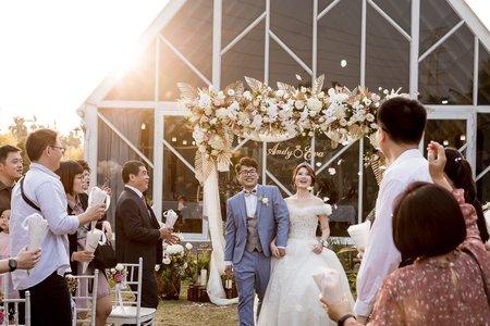 【新型態婚禮】微型婚禮