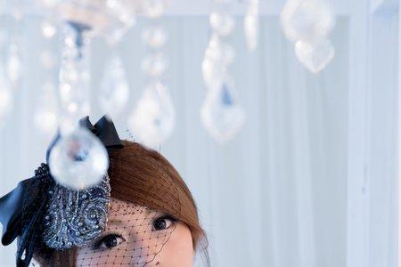 婚紗造型作品-小比.