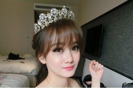 日系眼妝-Nikki 華麗皇冠公主風