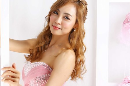 Teresa時尚新娘-噴槍底妝 優雅自然