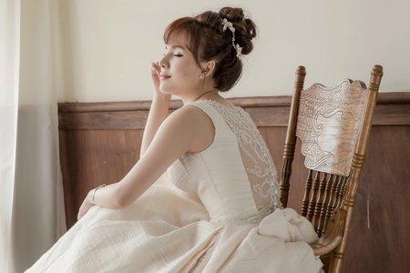 【單人婚紗|Rena】
