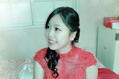 ♡新娘♡ 雅雯公主👰«文訂»整體造型側拍