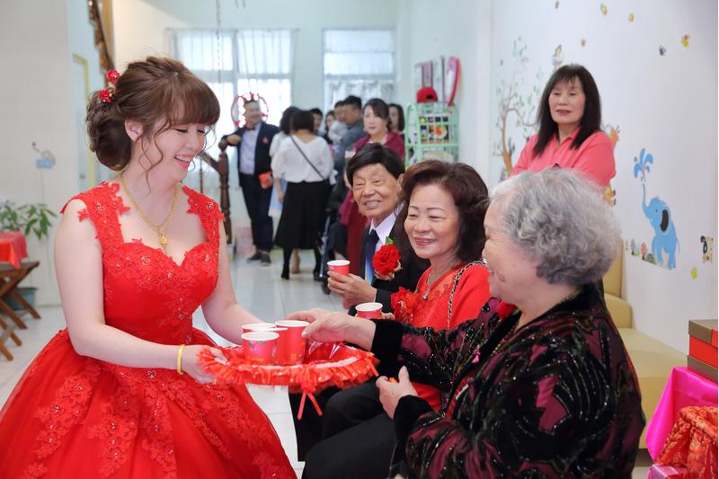 龍幸福long bliss婚禮攝影紀錄