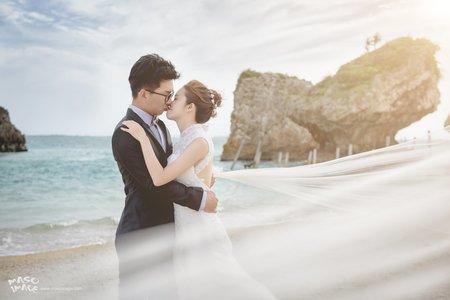 怡雯&昀翰 海外婚紗-日本/沖繩