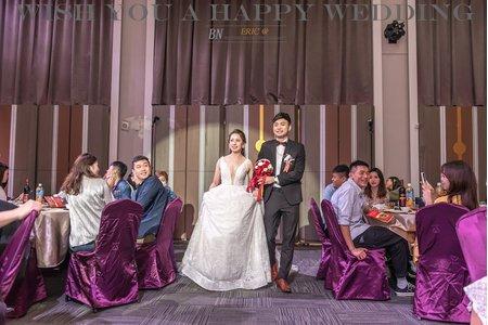 2020年5月2日 庭豪&儷蓉 結婚儀式午宴