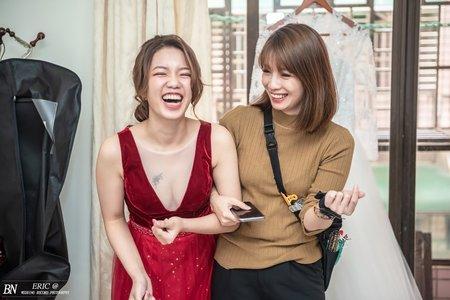 2020年1月18日馨傑&慧珍婚禮