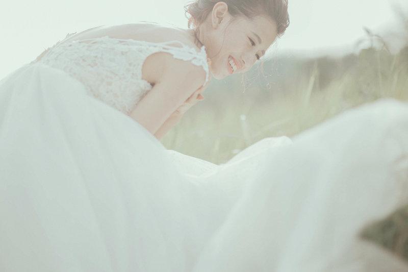 自助婚紗純拍攝