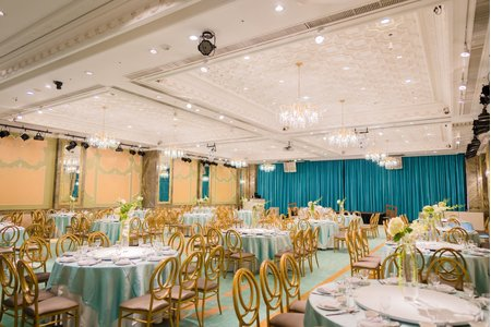 典雅婚宴桌價$15,900+10%
