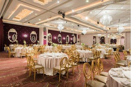 典雅婚宴-桌價$18,900+10%起