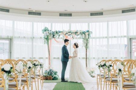 婚禮儀式堂-圓夢方案S1圓心