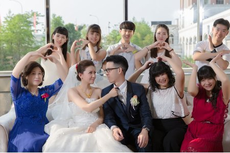 康宇 溫妮 婚禮紀實