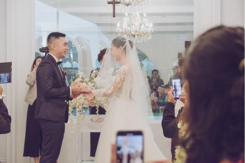 證婚、教堂