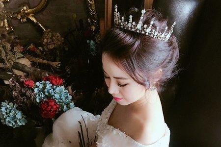 優雅氣質女王風格造型 🌸米妃Mifie's makeup studio 🌸