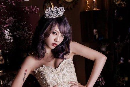 女王氣勢風格 ?米妃Mifie's makeup studio ?