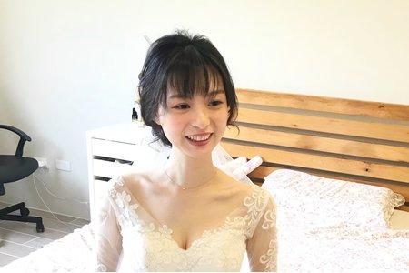 有溫度的妝/Millet make up-婚宴造型