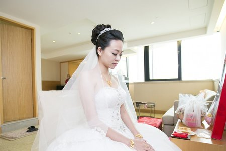 琬菁 結婚彩妝造型
