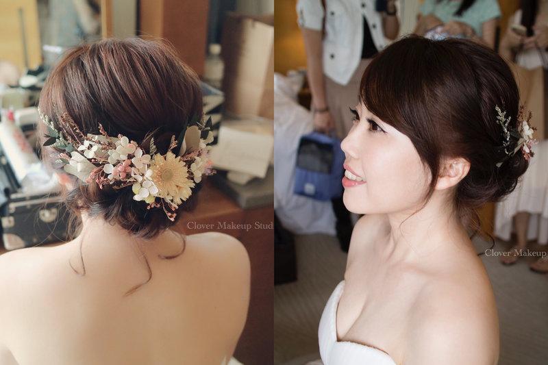 結婚午/晚宴 彩妝造型服務