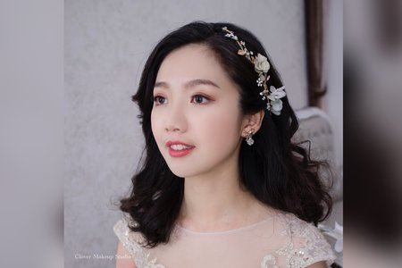 ♡單妝髮♡ 彩妝造型服務