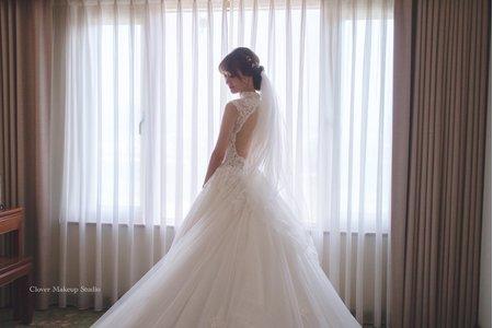 ♡訂結婚♡ 晚宴 彩妝造型服務
