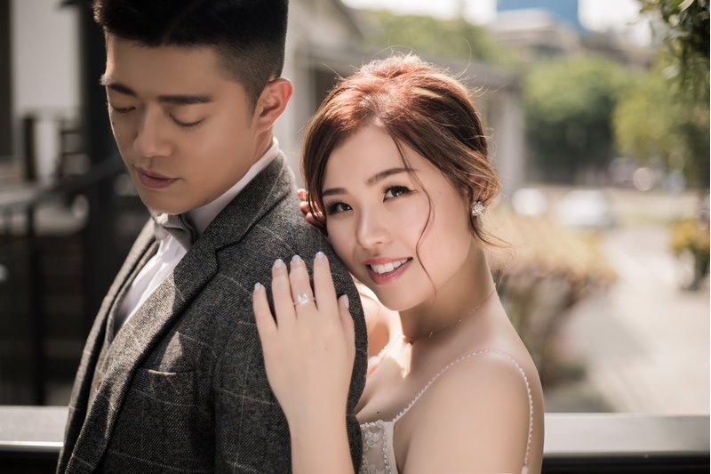 巴黎婚紗攝影台灣總店