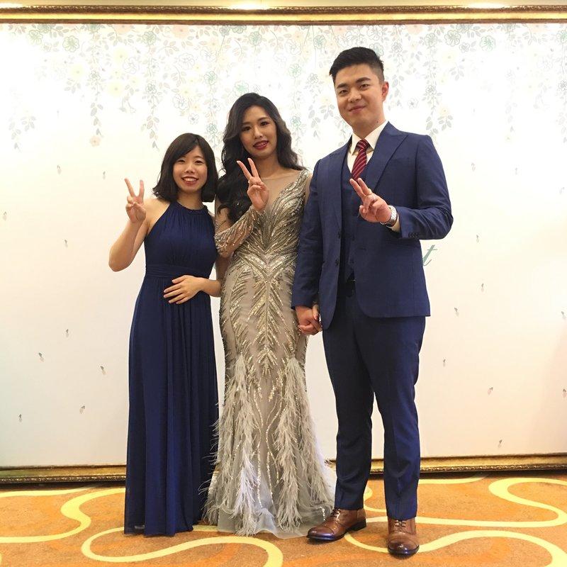婚禮企劃+主持(含場控人員一名)