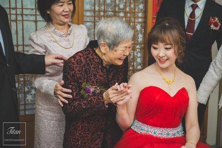 Wedding day|三重彭園|依萍❤️伯丞