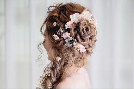 玫瑰花🌹編髮