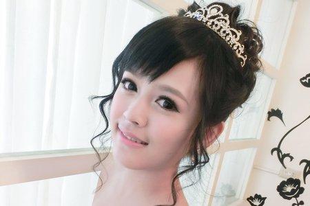 甜美小公主/桃園中壢新秘子歡/中壢新秘/桃園新秘