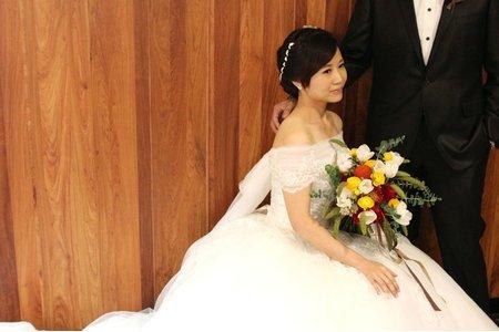 新娘慧結婚三造型