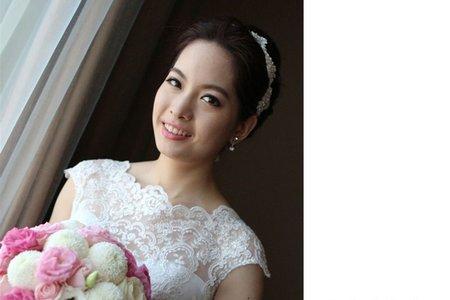 新娘馨結婚三造型