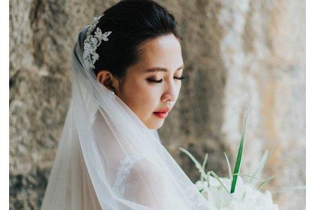 CHLOE MAKEUP & HAIRDO瑾個人婚紗&造型花藝捧花整體設計3