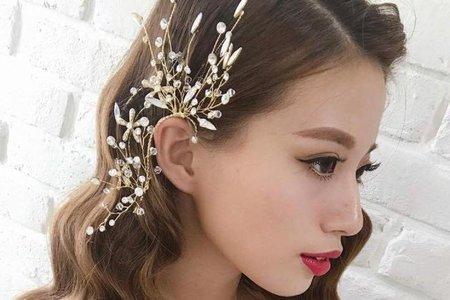 台中新密 新娘秘書 美麗作品 復古風 含系妝髮