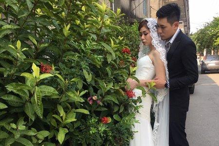 婚紗照造型作品集