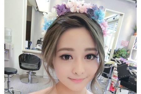 張佩文新娘秘書