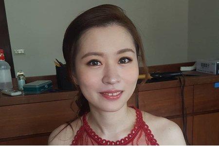 個人彩妝服務-參加婚宴的美人