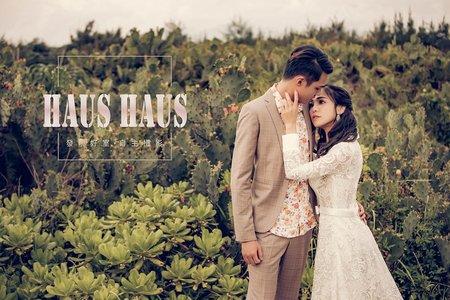 台灣峽谷婚紗  | HAUS