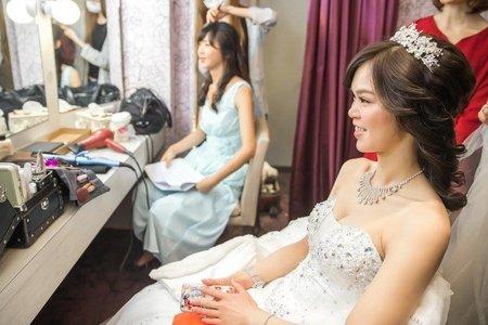 公主-岱玲結婚