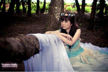 個人婚紗-Fairy girl x Mori
