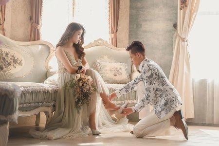輕奢華-婚紗攝影/台中婚紗/婚紗包套/自助婚紗