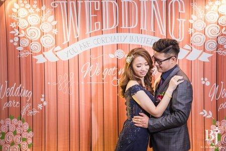 婚禮攝影 | 彰化 | 智堯+雯琪