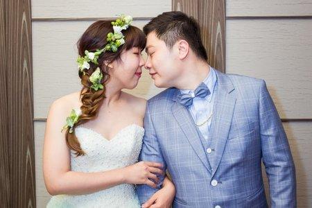 婚禮攝影 | 台中 | 睦剛+佳霏 -文定