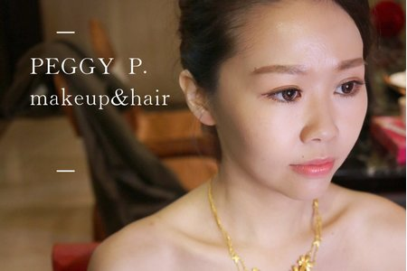 Peegy Bride-冠德(白紗造型)