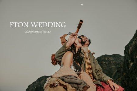 💗美式婚紗💗伊頓自助婚紗推薦