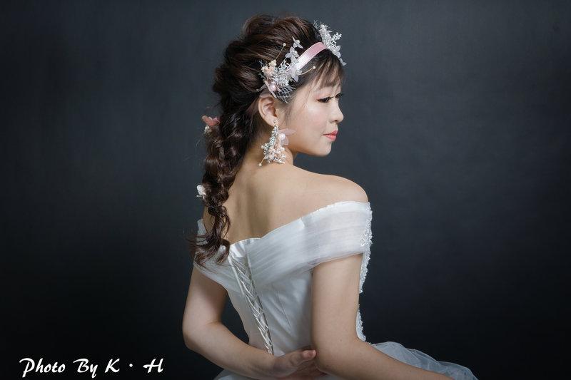造型(新娘秘書)+攝影(婚禮紀錄)作品