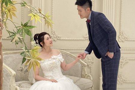 婚紗照妝髮造型