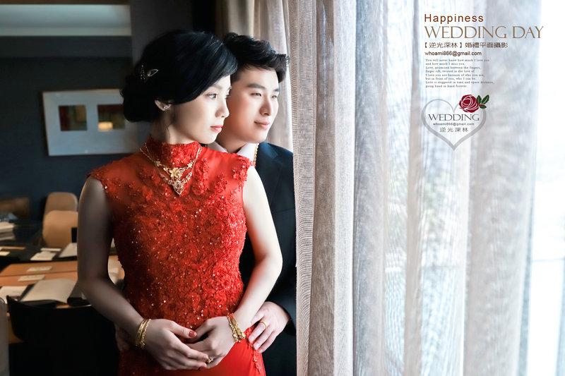 平價優質婚禮攝影服務專案5000元起作品