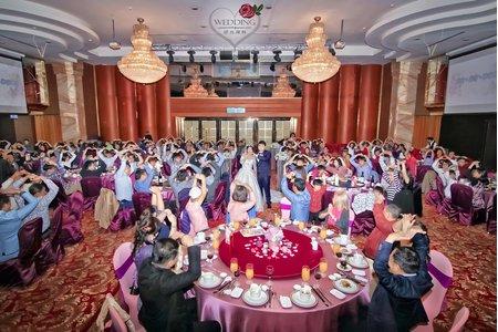 【逆光深林】婚禮攝影-儀式+宴客