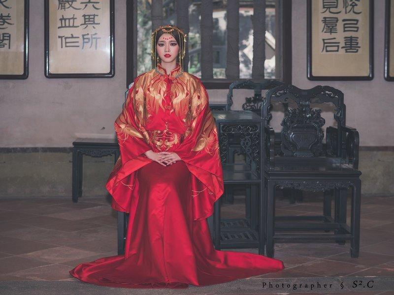 秀鳳中式禮服秀禾服