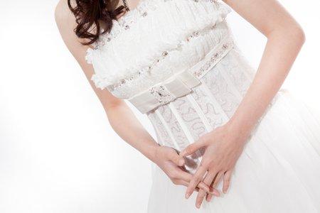 新秘推薦|新娘白紗造型-新秘千越